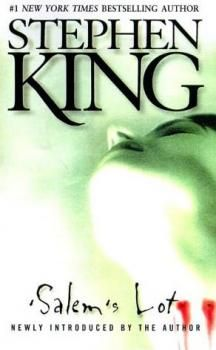Salems lot my stephen king collection pinterest books novels this was good to read because compare these to twilight vampires salems lot is much better it has real vampires making me scared of vampires again fandeluxe Choice Image