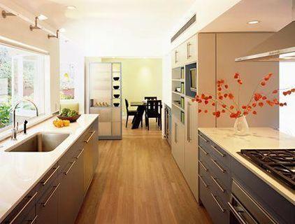 contemporary kitchen by Studio Sarah Willmer