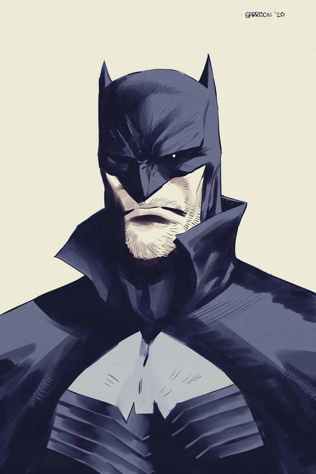 Batman Drew Him After Sean Murphy S Design Comicbooks Batman Comic Art Batman Comics Batman