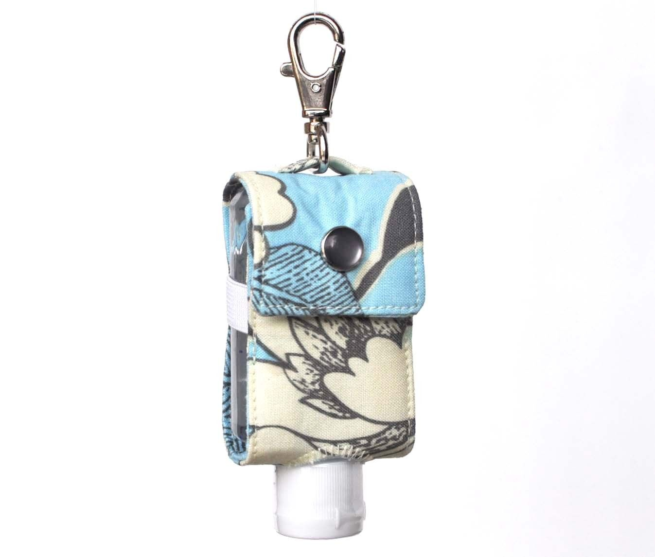 Hand Sanitizer Keychain Holder The Original