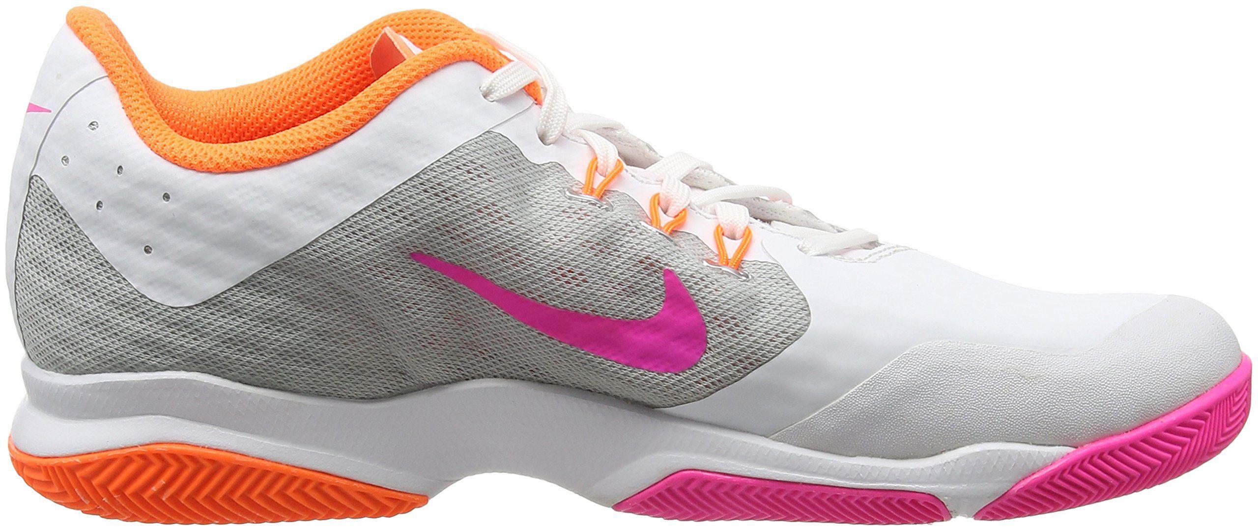 Nike Air Zoom Ultra White/Metallic Silver/Total Orange