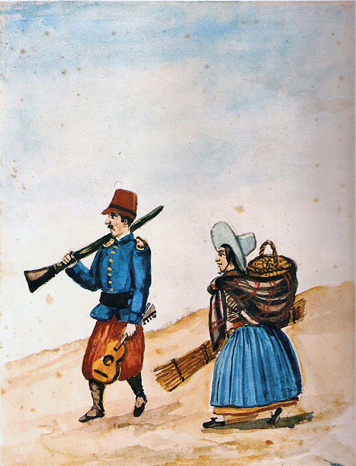 Rabona (personaje) - Wikipedia, la enciclopedia libre   Arte del perú,  Arte, Producción artística
