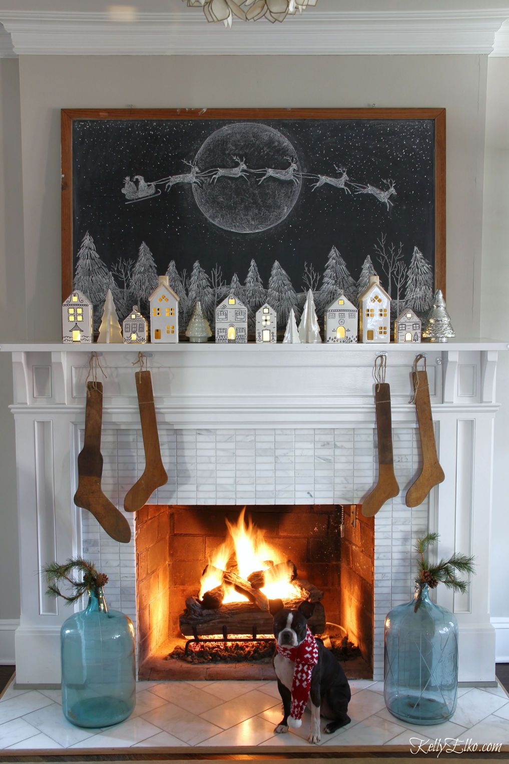 Photo of There's No Place Like Home Christmas Home Tour