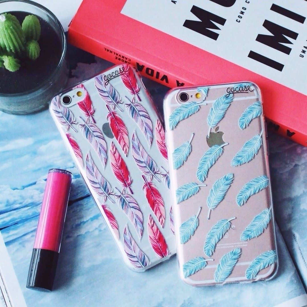 Im the kind of person who choose the perfect phone case