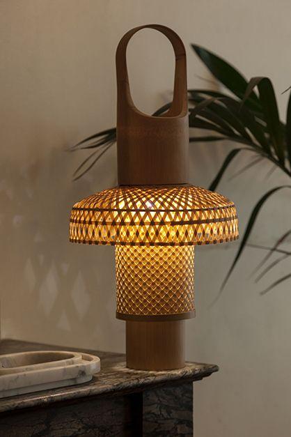 Bamboo Lantern l i g h t l i g h t Pinterest Produkte und - bambus mobel produkte nachhaltigkeit