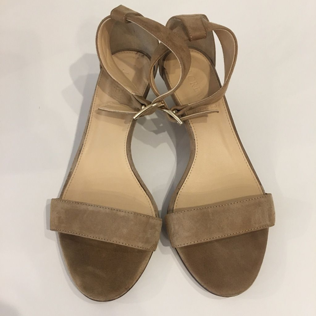 J. Crew Shoes | J. Crew Tan Suede Ankle Strap Low Wedge Sandals 7 | Color: Tan | Size: 7 #lowwedgesandals J. Crew Shoes | J. Crew Tan Suede Ankle Strap Low Wedge Sandals 7 | Color: Tan | Size: 7 #lowwedgesandals J. Crew Shoes | J. Crew Tan Suede Ankle Strap Low Wedge Sandals 7 | Color: Tan | Size: 7 #lowwedgesandals J. Crew Shoes | J. Crew Tan Suede Ankle Strap Low Wedge Sandals 7 | Color: Tan | Size: 7 #lowwedgesandals