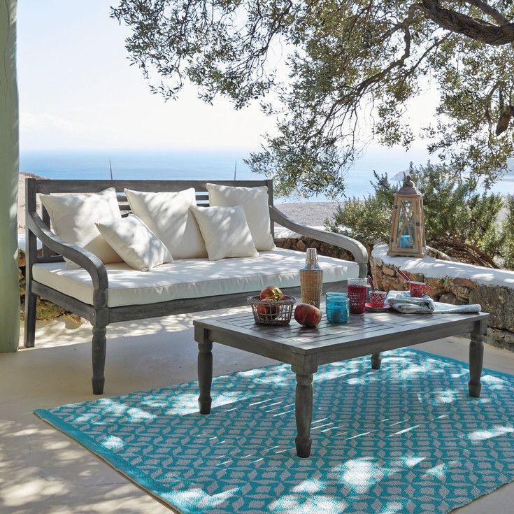 Maisons du monde le jardin pinterest tapis ext rieur ext rieur et tapis - Tapis exterieur maison du monde ...