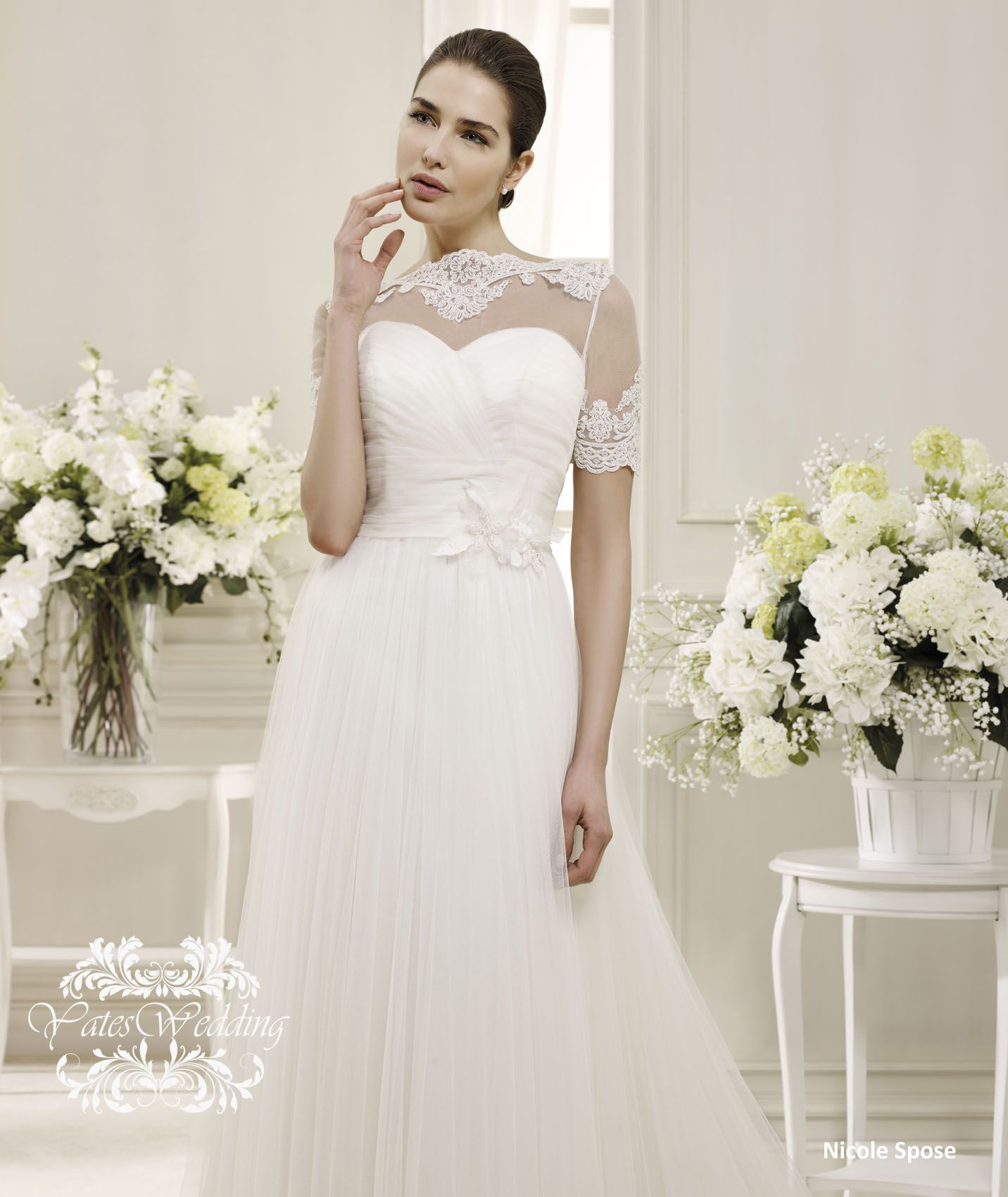 Nicole Spose 2014 Bridal Spring Collection, Find Your Favorite Here!