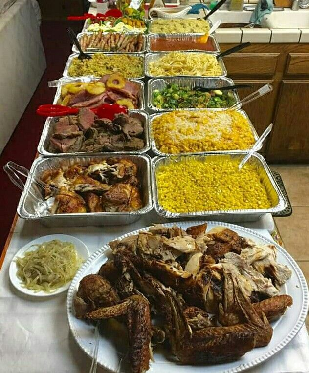 Wedding Food Buffet Menus: Pin By Sharah Yasharahla On Soul Food 4 The Soul