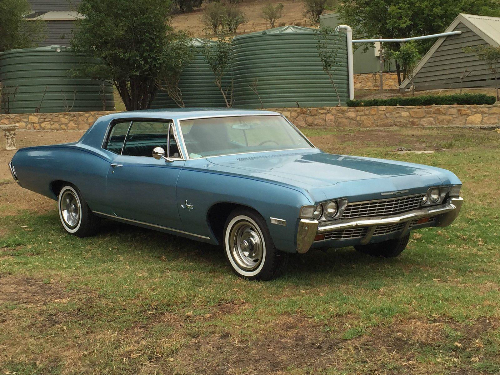 Chevrolet impala custom 1968 327 V8 auto MAKE OFFER, CONSIDER SWAP ...