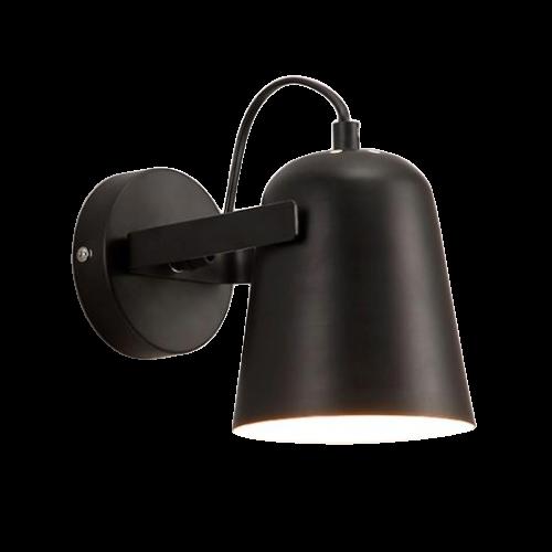 Sotteri Black Wall Light For Bedroom Wall Mounted Lights