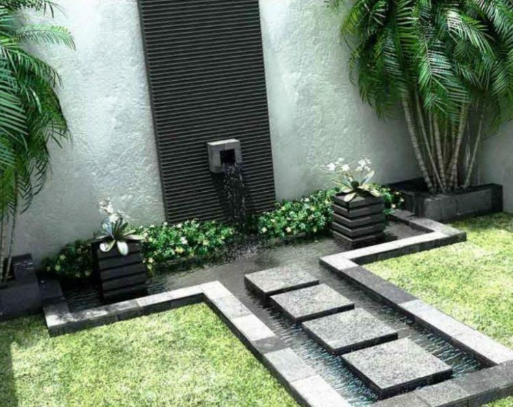 40 backyard wall fountains ideas feng shui with water for Water feature feng shui