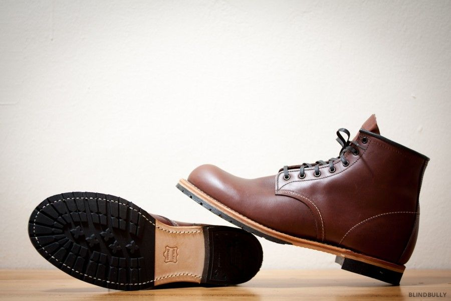 Red Wing 9016 Beckman Cigar Featherstone Sole Side Like & Repin. Noelito Flow. Noel http://www.instagram.com/noelitoflow