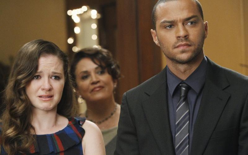 Tv Guide Greys Anatomy Season 10 Spoiler April And Jackson On The