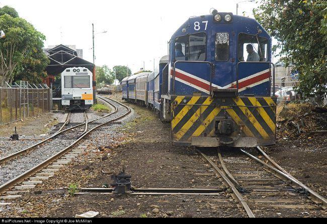 costa rica trains | Jamaicans in Costa Rica