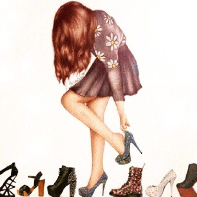 la mode pour tous les filles est une balle chose