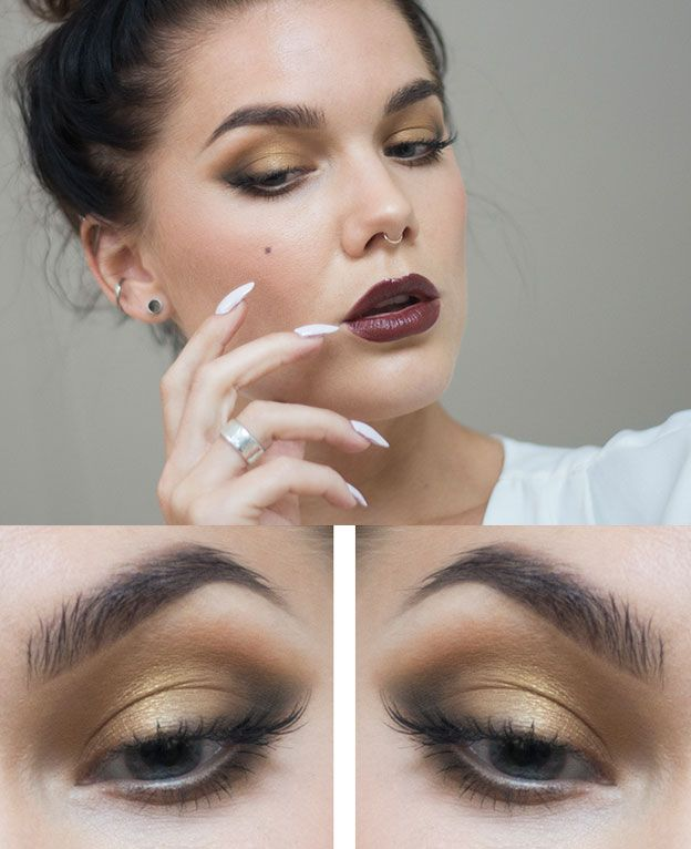 Подборка макияжа в фото