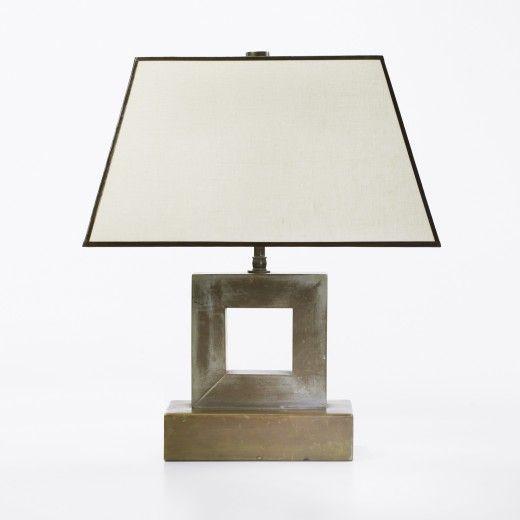 402 Donald Deskey Table Lamp Modern Design 7 October 2008 Auctions Wright Lamp Table Lamp Ceramic Lamp