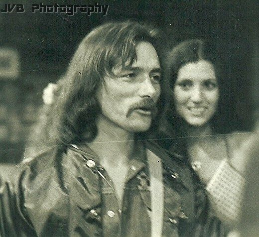 Allman Brothers Band's Dickie Betts