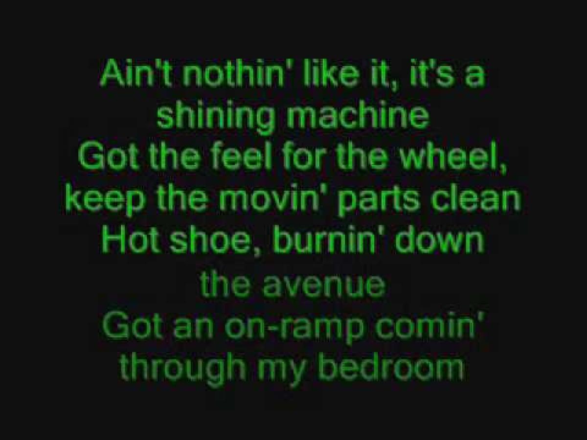 Van Halen Lyrics Van Halen Panama With Lyrics Cool Lyrics Van Halen Lyrics