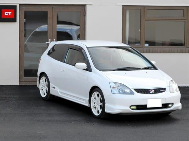 Honda Civic Tape-R 2.0i 2 Doors 2001