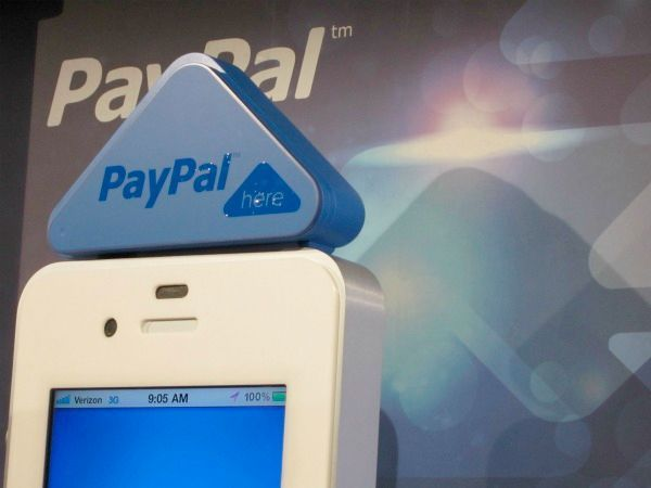Paypal here credit card reader to challenge square credit card paypal here credit card reader to challenge square colourmoves Image collections