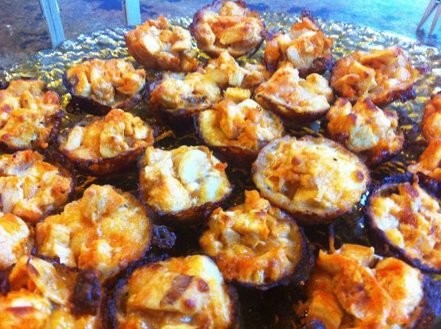The Pampered Jes: Buffalo Chicken Bites