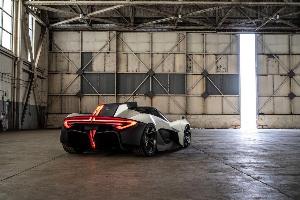 2020 Bugatti Centodieci BetweenTheAxles /