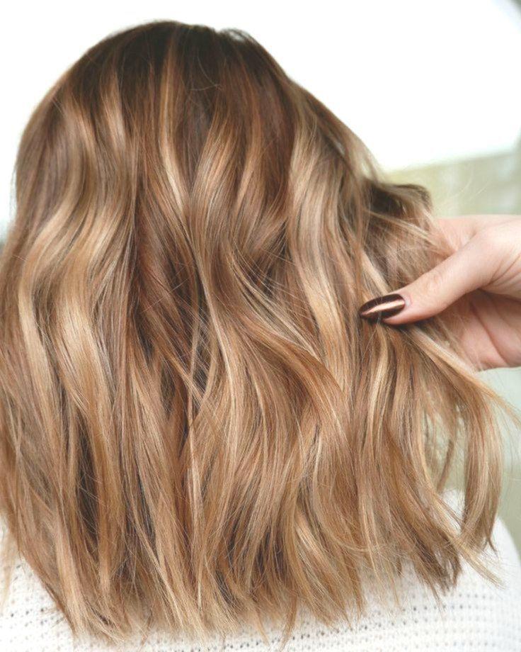 Photo of Kupfer golden honigblond balayage haarfarbe #haarfarbe #blondes #balayage #ha … – #balayag …