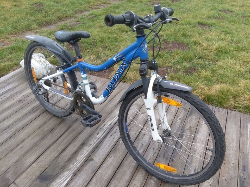 Kona Hula 24 Zoll Mountainbike Fur Kinder In Thuringen