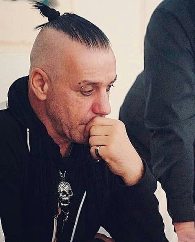 Till Lindemann Haircut : lindemann, haircut, Lindemann