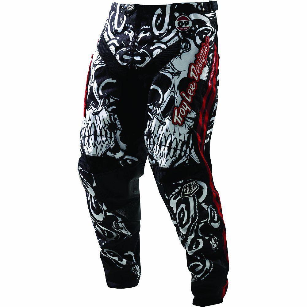 2aa9a57e8e3 Troy Lee Designs GP Medusa Men s MotoX Off-Road Dirt Bike Motorcycle Pants