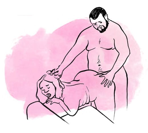 Sofa sex positions