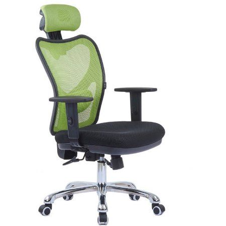 lscing high back comfortable mesh office chair with adjustable rh pinterest com au