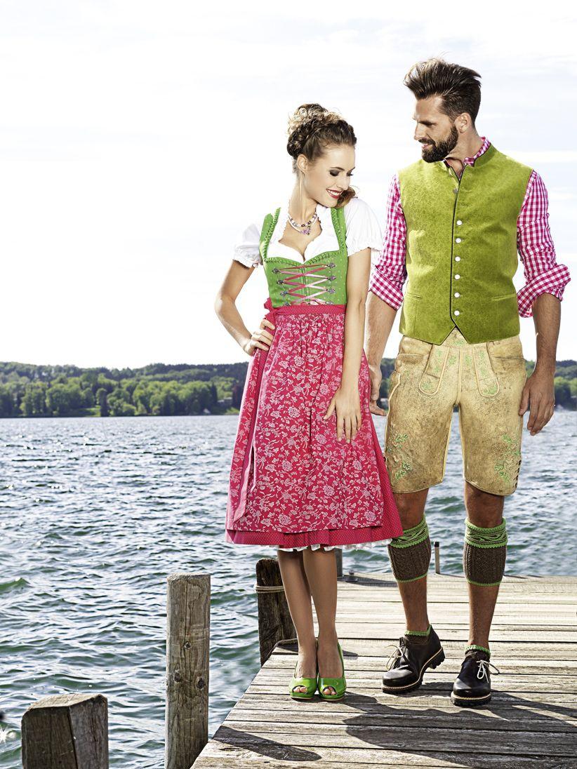 Dirndl Mia #Angermaier Kollektion 2014 | Polterabend | Pinterest ...