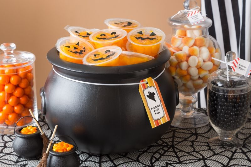 Im Pinning This Fun Halloween Diy Idea For A Chance To Win An Apple