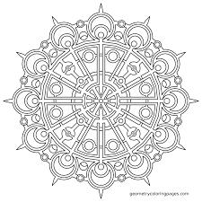 Mandala Recherche Google Geometric Coloring Pages Pattern Coloring Pages Mandala Coloring Books