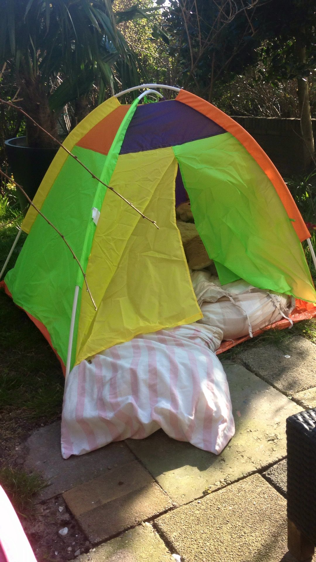 This so cute tent is something I had when I was young but my dad & This so cute tent is something I had when I was young but my dad ...