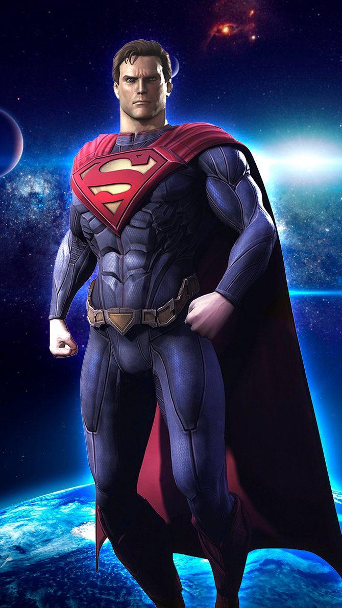 Superman V1 Injustice Gods Among Us Evil Superman Superman Pictures Dc Comics Superman