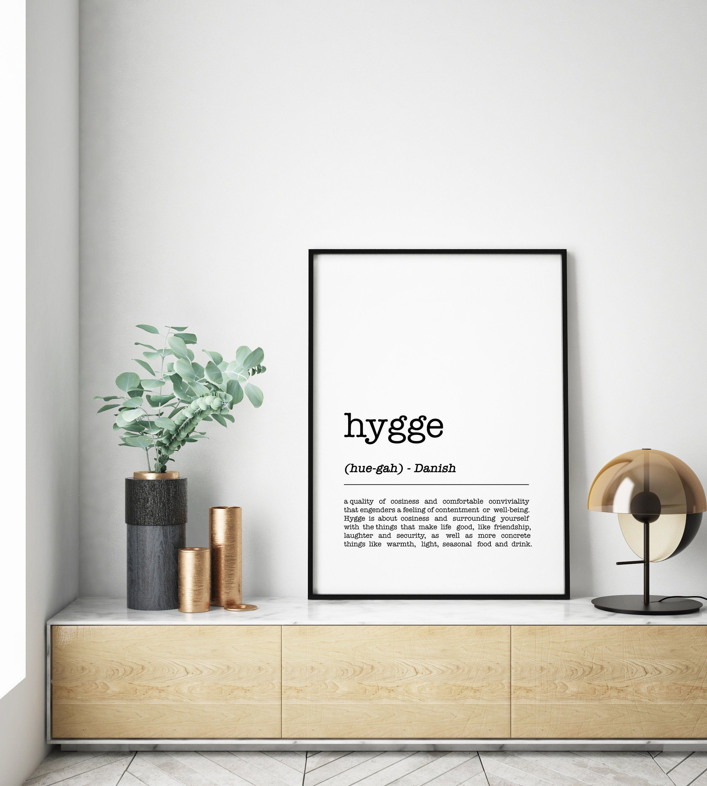hygge definition wall art hygge poster definition print on hygge wall decor id=23765