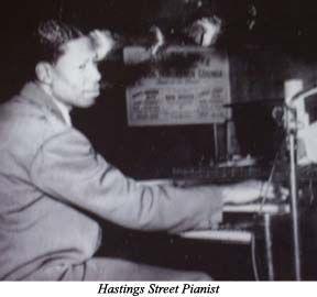 """Bob """"Detroit Count"""" White - 1948"""