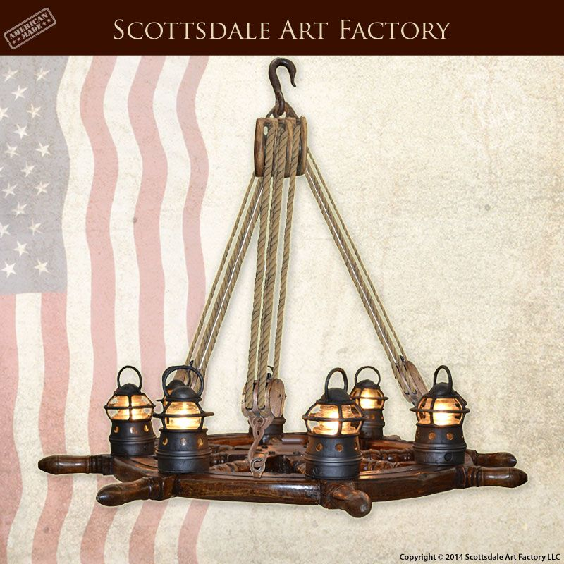 Ships wheel chandelier design from historic record swc2222 my ships wheel chandelier design from historic record swc2222 aloadofball Images