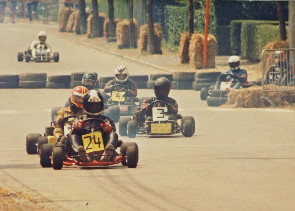 Epingle Par Maxfc Official Maxime Furon Sur Vintage Kart Avec