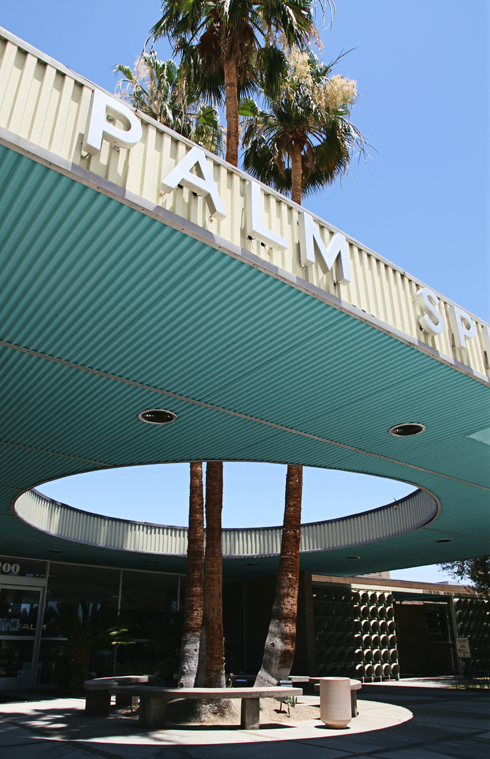 Palm Springs City Hall Editing Luke Palm springs