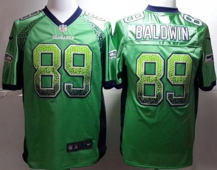 98c1d46e138 ... get nike seattle seahawks 89 doug baldwin green drift fashion elite nfl  jerseys 5aaeb b26be