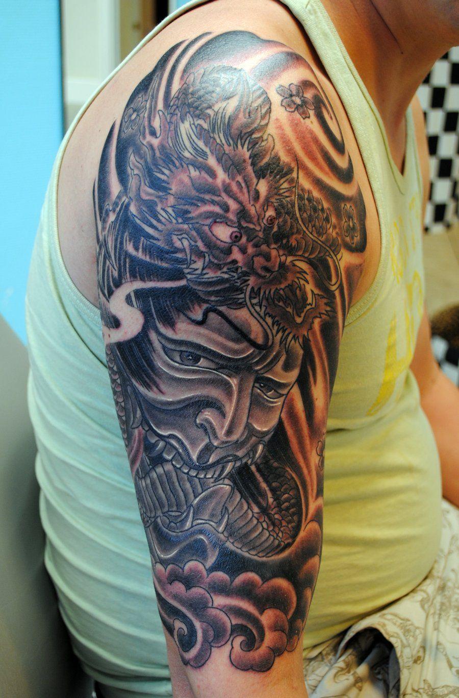 Japanese half sleeve tattoo designs - Tattoo Sleeve Half Sleeve Tattoos Lilz Eu Tattoo De