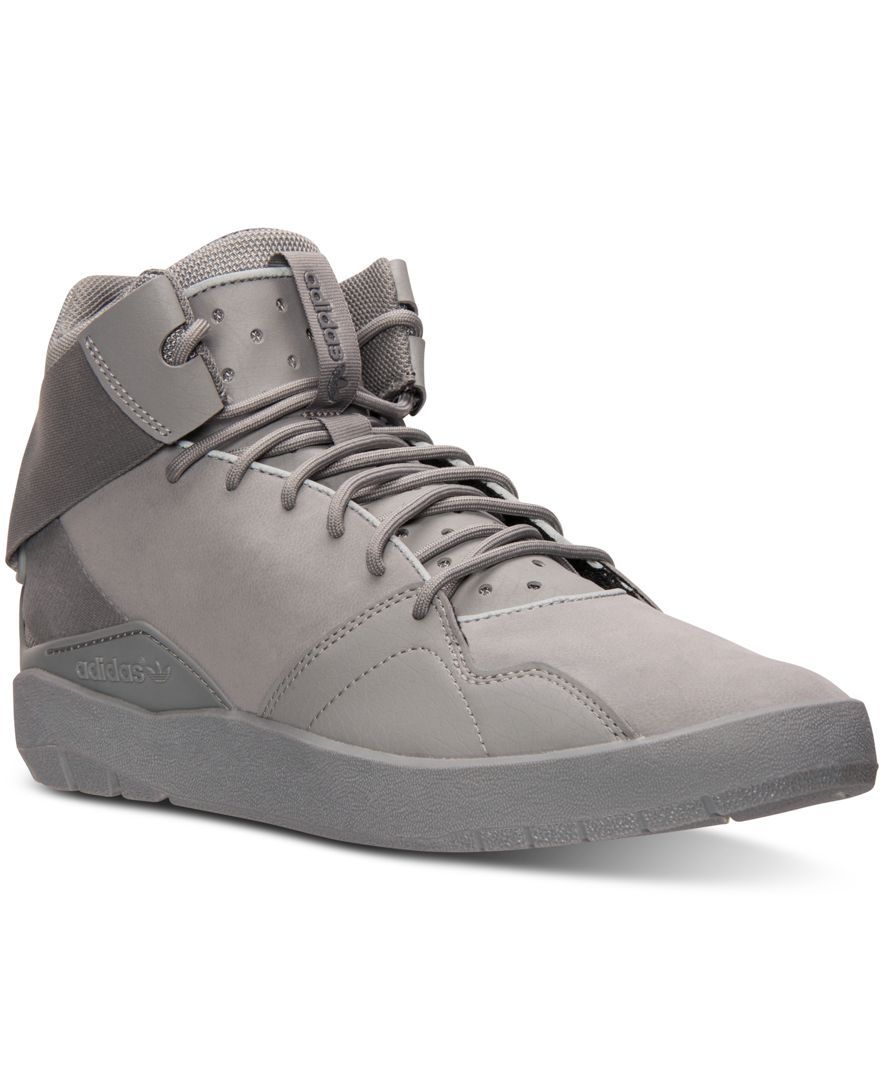 adidas Men's Crestwood Mid Casual Sneakers from Finish Line