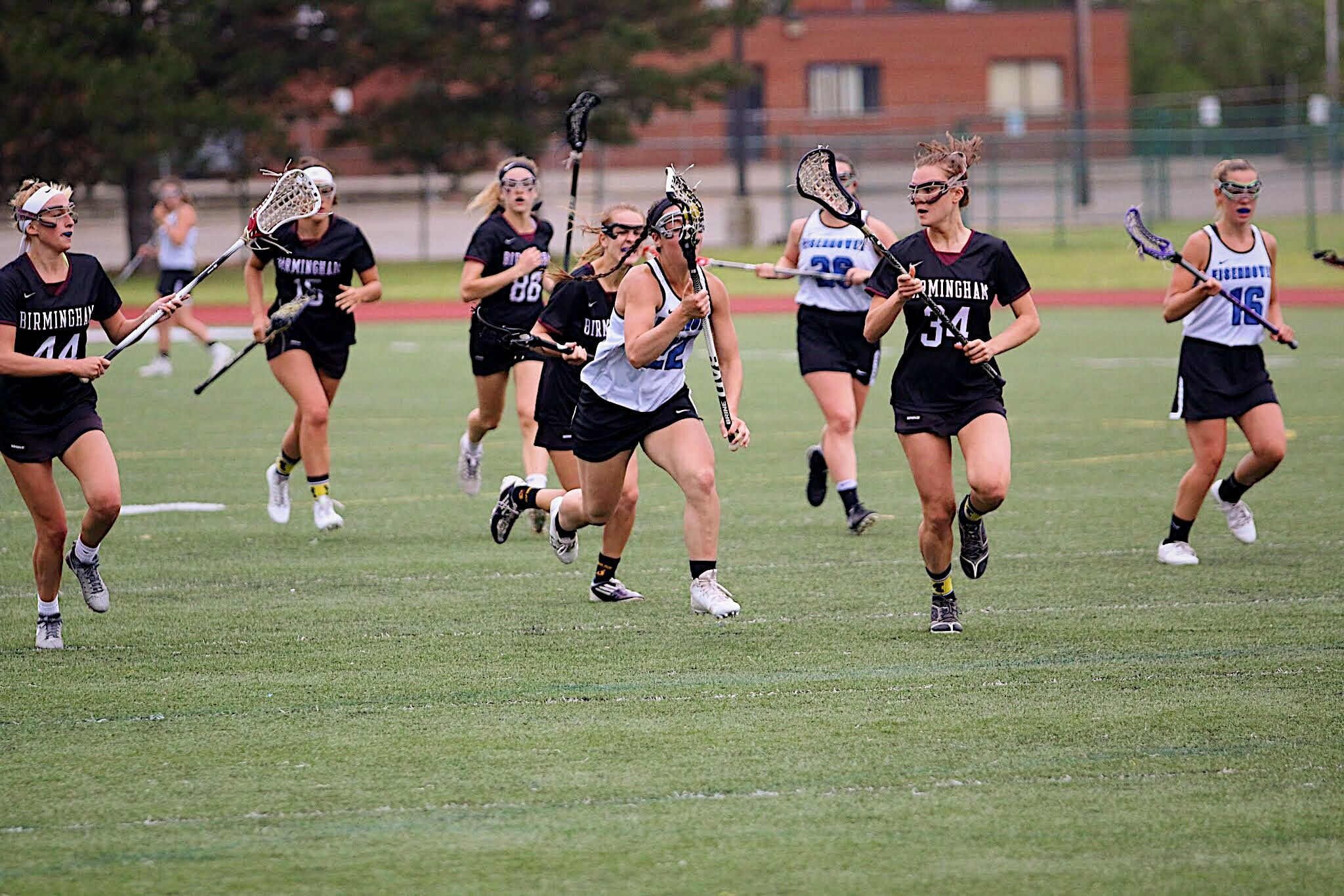 Lax Lacrosse Preppy Shot Girl Athletic Fast Strong