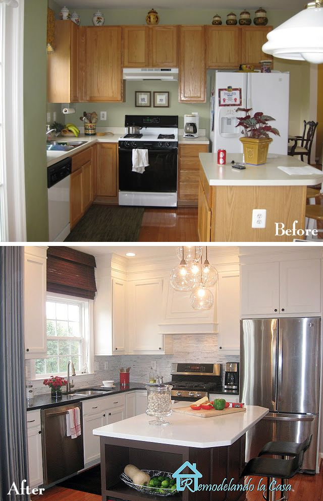 white kitchen cabinet makeover what a fantastic kitchen makeover same cabinets with 28639
