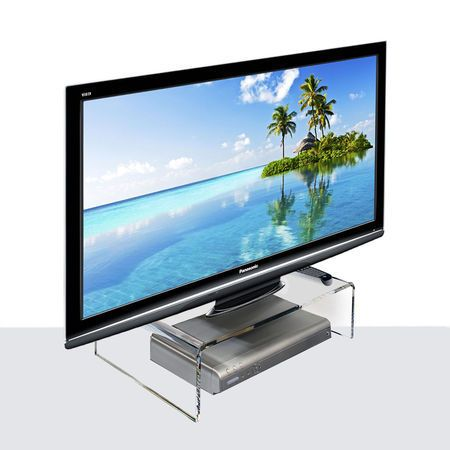 Raise The Height Of Your Tv And Create Useful E Underneath With This Effect Riser Platform Available In A Choice Sizes Colours